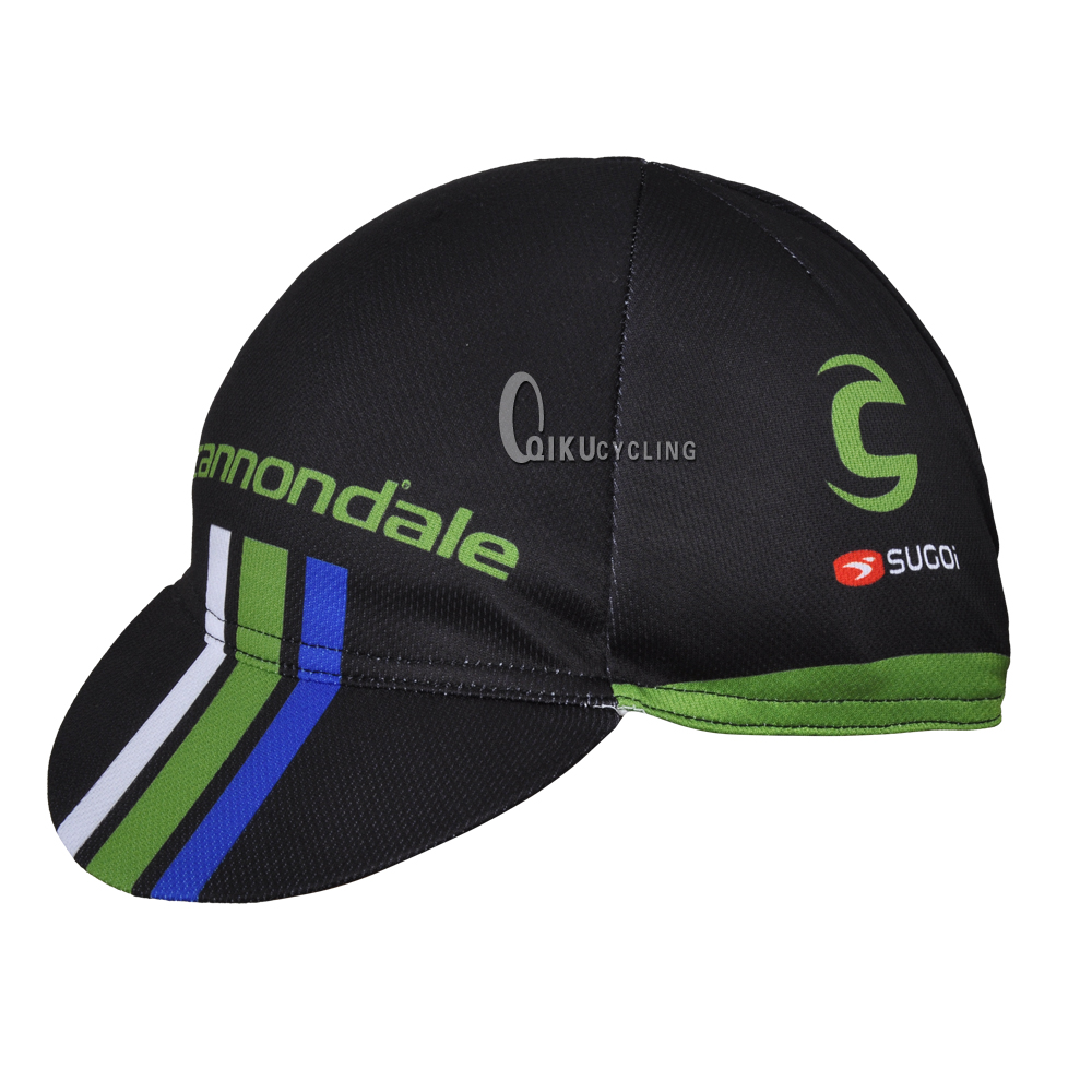 Cannondale Team sykling Cap Grøn Sort