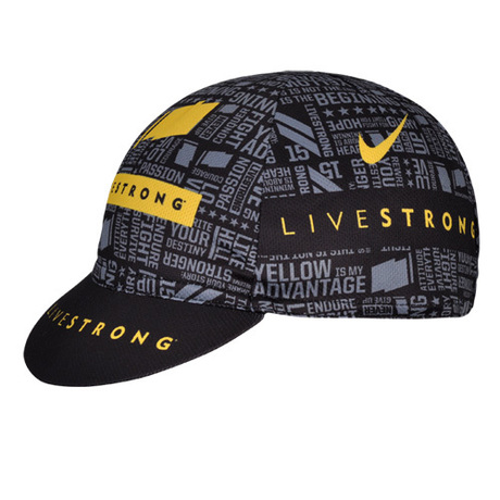Livestrong Pro Team sykling Cap