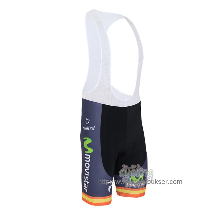 Movistar Team Spain Korte Cykelbukser Bib