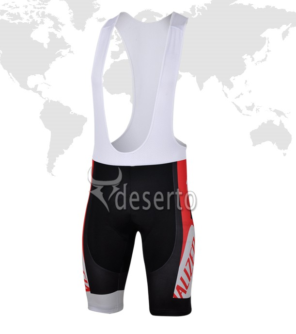 Specialized Racing Korte cykelbukser Bib Rød Sort