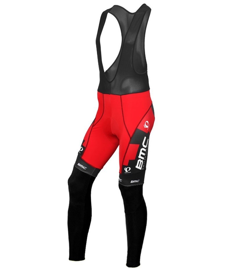 BMC Racing Team 2016 Lange Cykelbukser Bib