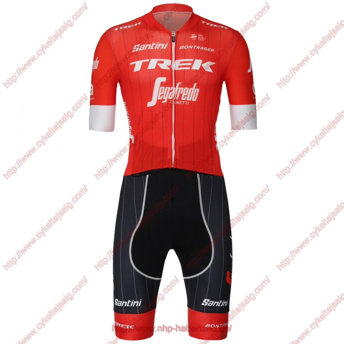 Body Trek Segafredo 2018