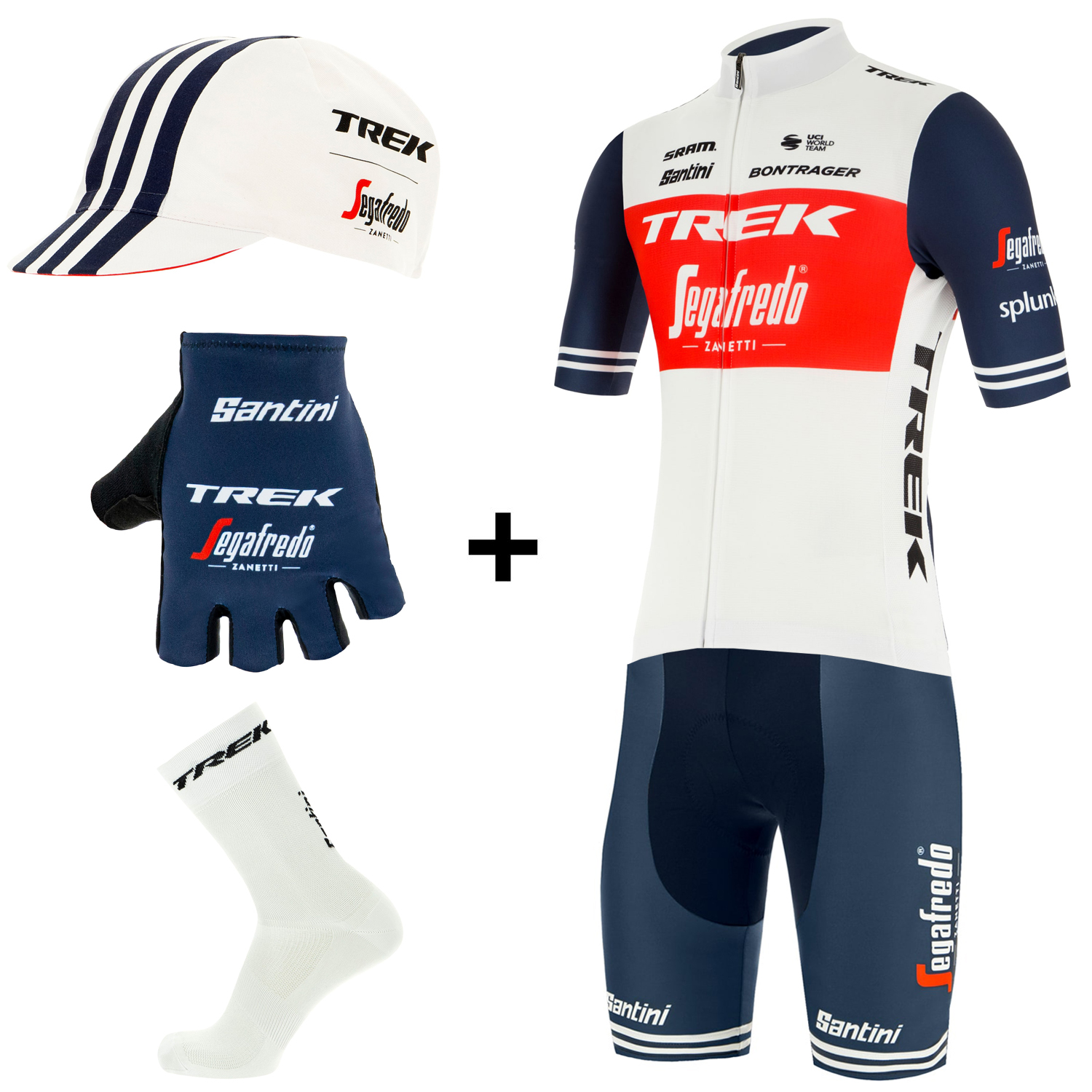 TREK - SEGAFREDO 2020 Super Spar Set Tenue Cyclisme