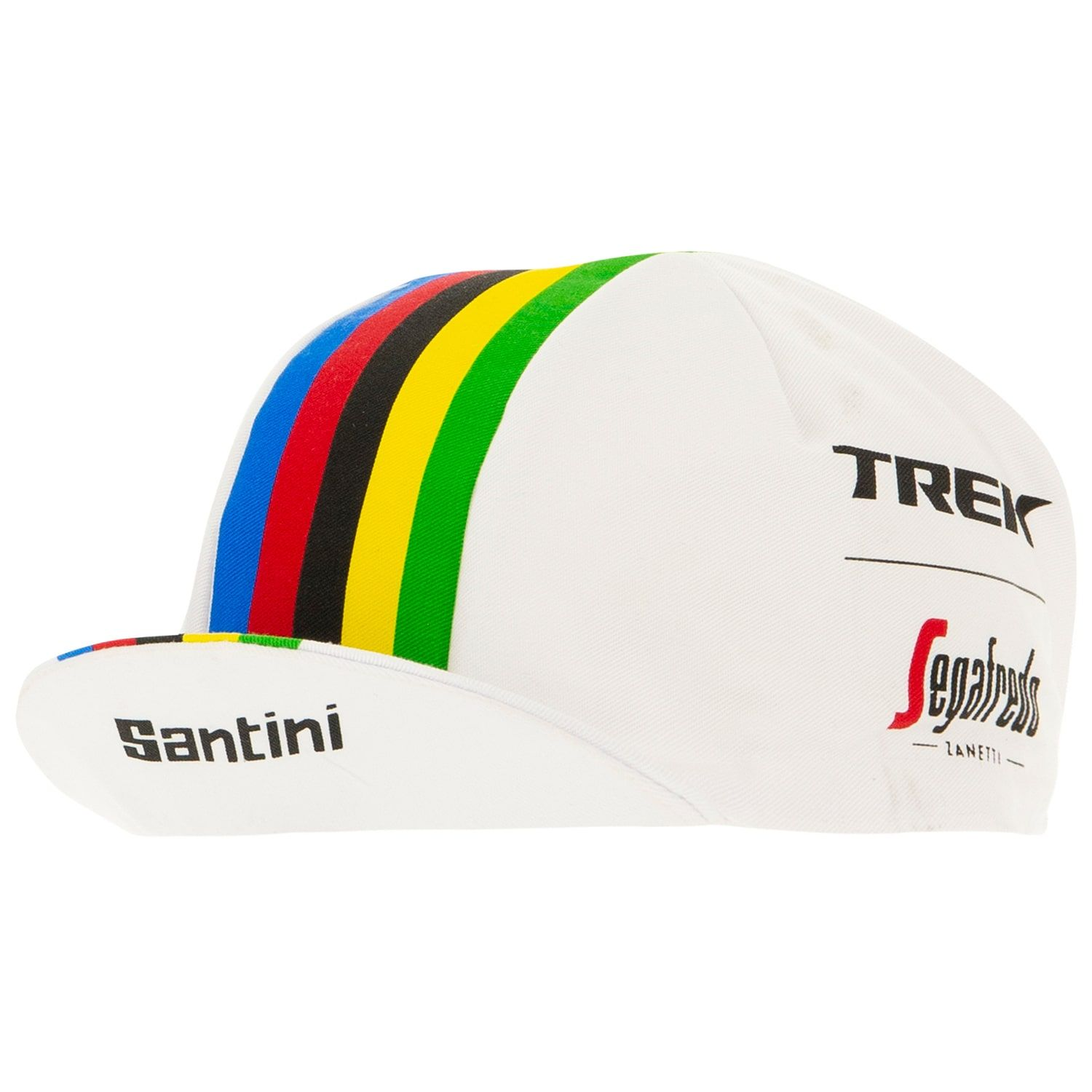 TREK - SEGAFREDO 2020 Road bike world champion Casquette de cyclisme