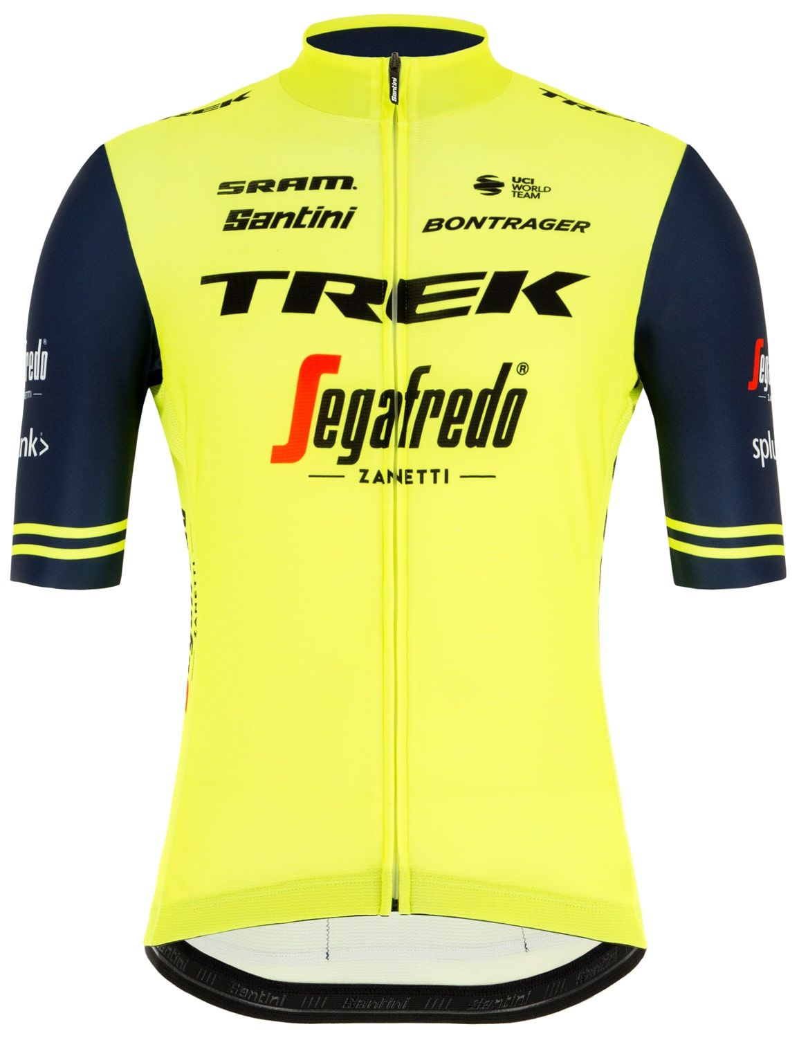 TREK - SEGAFREDO 2020 training edition Cykeltrøjer med Korte ærmer Outlet