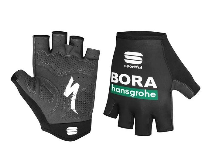 BORA-hansgrohe 2020 Cycling Gloves black